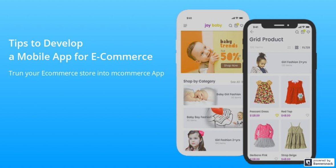 7 tips you should hear about e-commerce app development