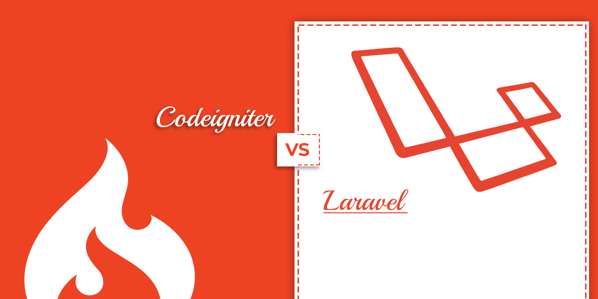 codeigniter vs laravel