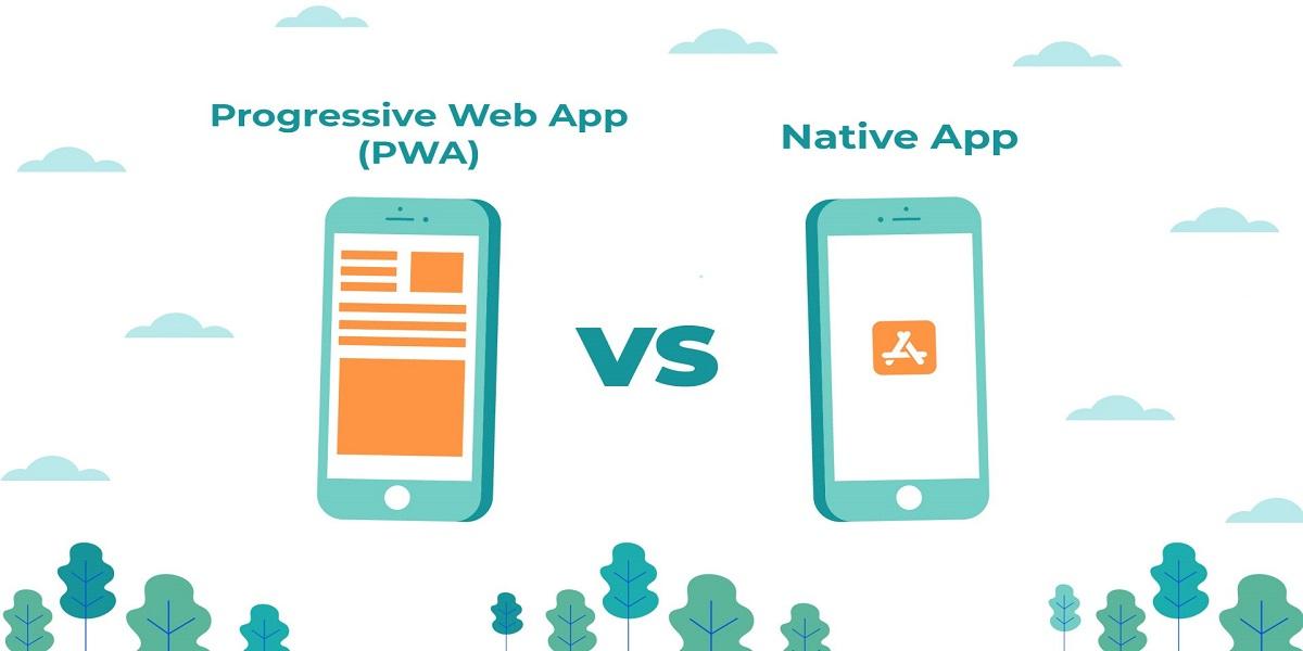 native app vs pwa