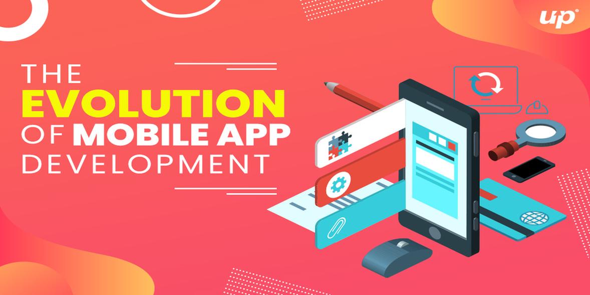 the evolution of mobile app development