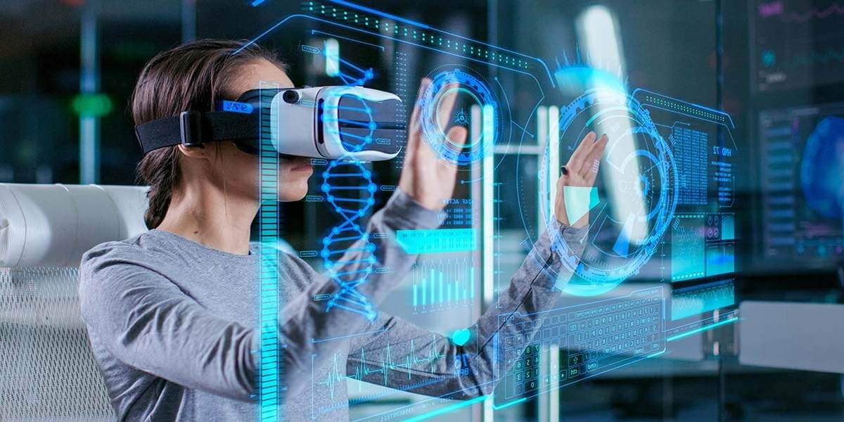 virtual reality solutions