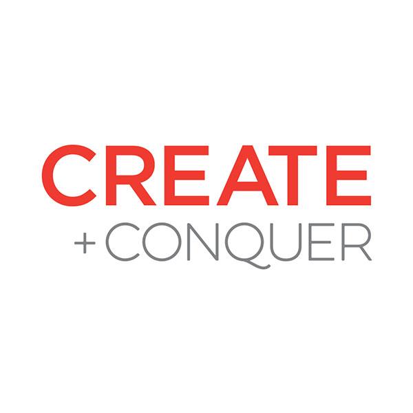 create + conquer